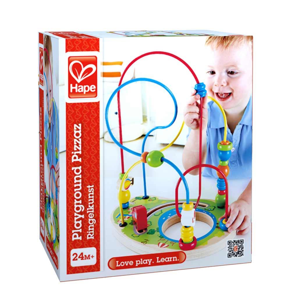 Parque de Juegos Singular Hape juguetes de madera
