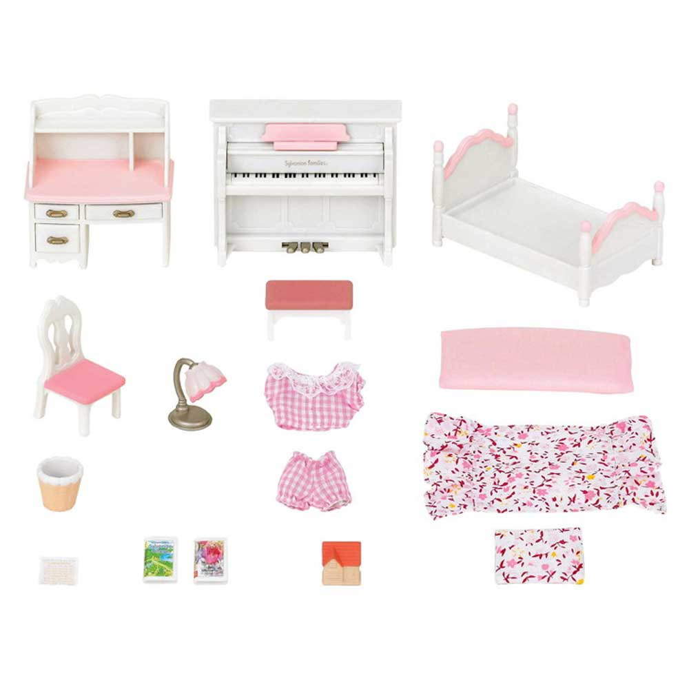 Girl`s Bedroom Set