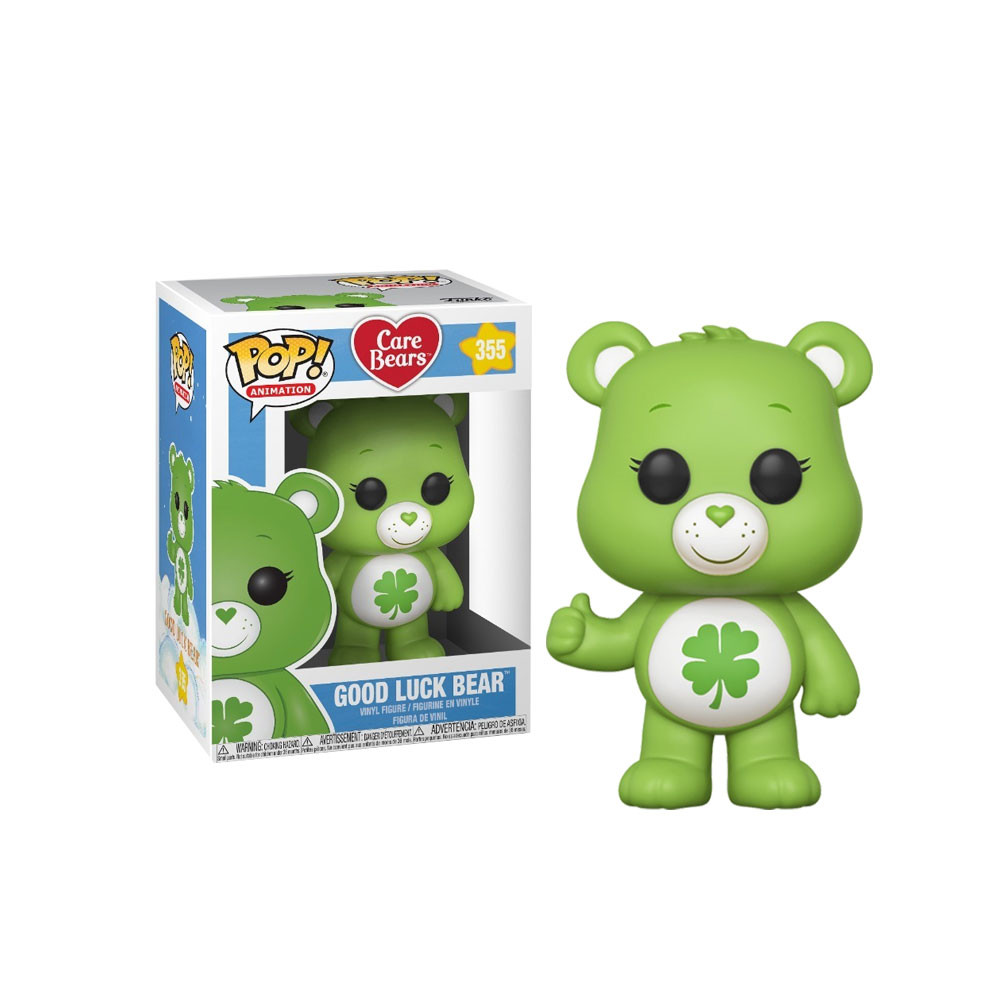 Funko Pop Care Bears Good Luck Bear Regalos Delivery