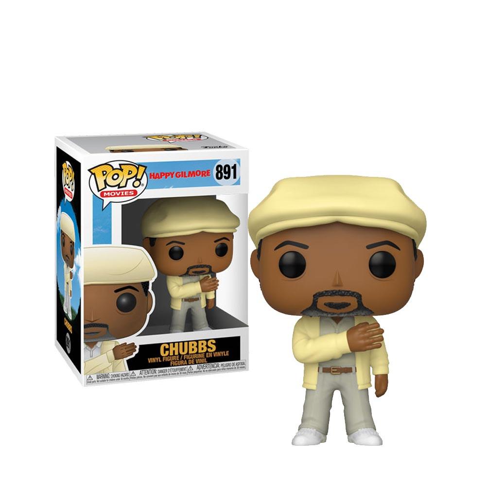 Funko Pop Movie Happy Gilmore Chubbs W/Chase Regalos Delivery